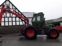 Fendt 714 VARIO TMS vehicul transport forestier