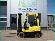 Hyster H1.6FT triplex freelift sideshift stivuitor frontal