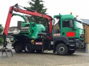 Jenz 820 R Chippertrac Despicator lemne & tocator lemne