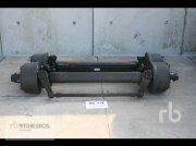 BPW Qty of 2 Steering Axles Altele