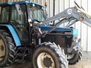 Ford 6640 4RM SLE Tractor
