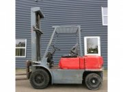 Mitsubishi FD 30 3ton 4mt duplo stivuitor frontal