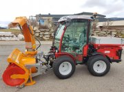 Antonio Carraro SP 5008 HST SUPERPARK Traktor Schlepper Holder tractor rutier (comunal)