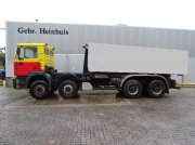 MAN 35.460 8x4 Meiller 20 Tons Hooklift Container cu role