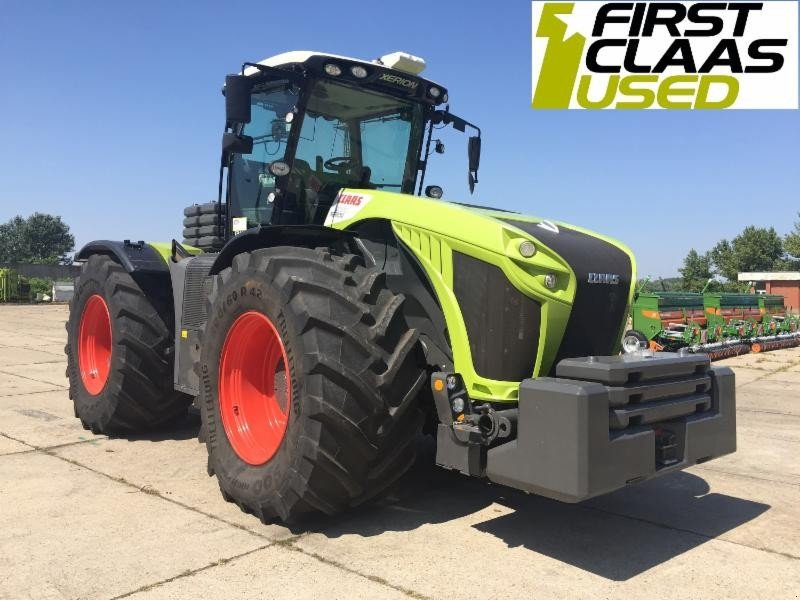 Poză CLAAS XERION 4000 TRAC VC