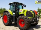 Traktor des Typs CLAAS AXION 830 C-MATIC T4 in Afumati