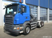 Scania R420 Abrollcontainer