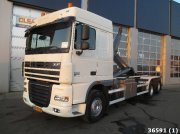 DAF FAS 105 XF 460 6x2 Euro 5 Abrollcontainer