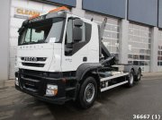 Iveco Stralis AT260S36 6x2 Euro 5 Container cu role
