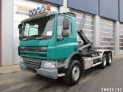 DAF FAT 75 CF 310 Euro 5 6x4 Manual Full steel Container cu role