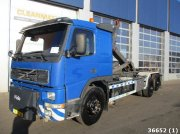 Volvo FM 380 6x2 Manual Container cu role