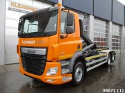 DAF FAS CF 410 Euro 6 Container cu role