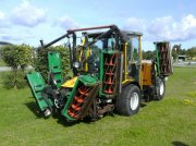 Ransomes 7 leds incl. målflytter cositoare