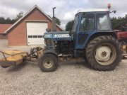 Ford 7710 MED HYDRAULISK KOST Tractor