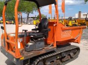 Kubota Dumper tracked swivel KC 250 HR Raupendumper