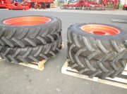 Good Year 340/85 R24 + 340/85 R38 Claas Axos set complect de roţi