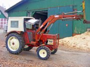 IHC 383+ Frontlader Tractor