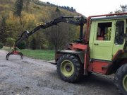 Mercedes-Benz MB-Trac 900 Turbo vehicul transport forestier