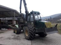Noe NF 160 6R vehicul transport forestier