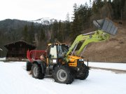 JCB Fastrac 2135  4WS vehicul transport forestier