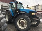 Traktor des Typs New Holland 8160 in Bistrita